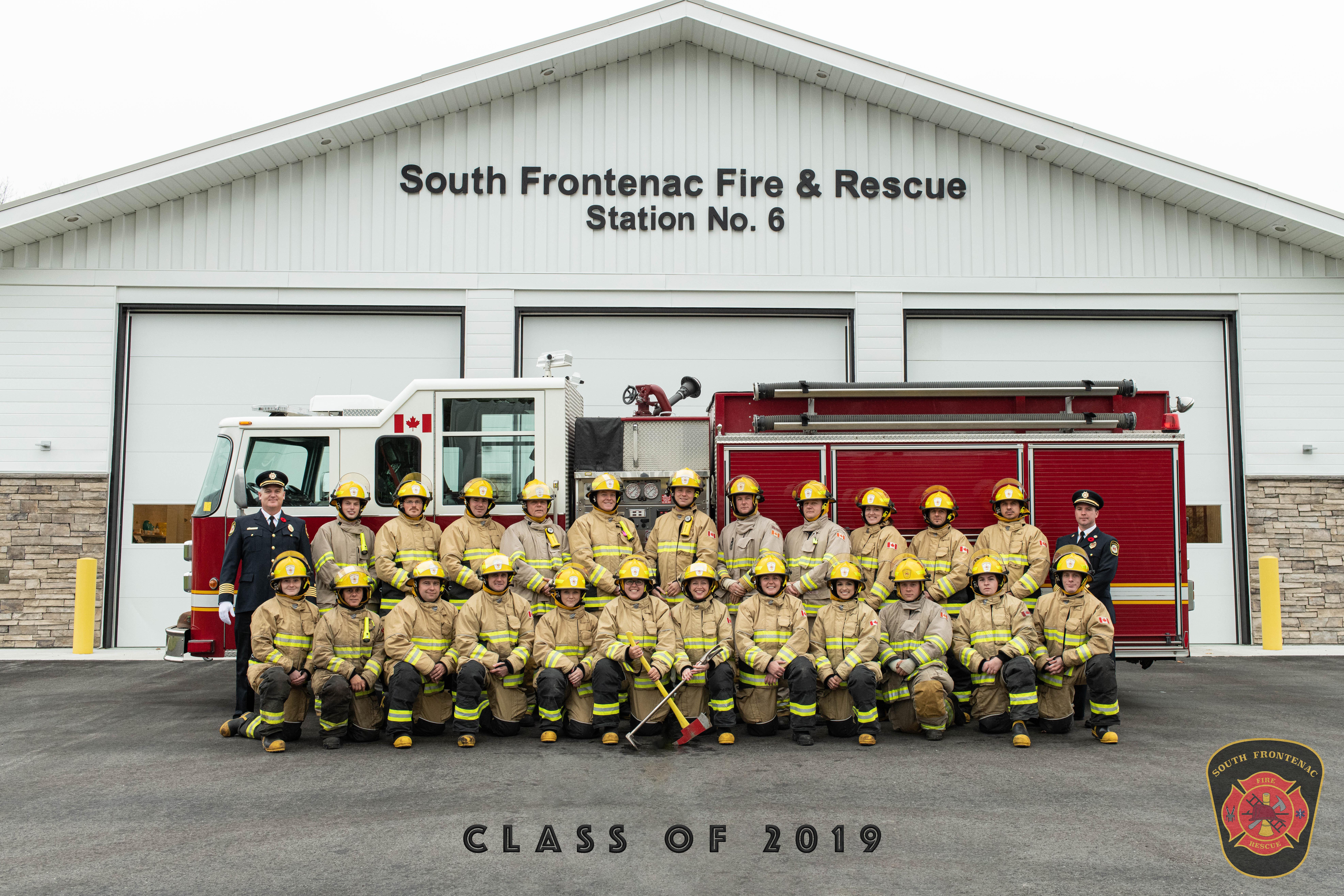 VFF Class of 2019