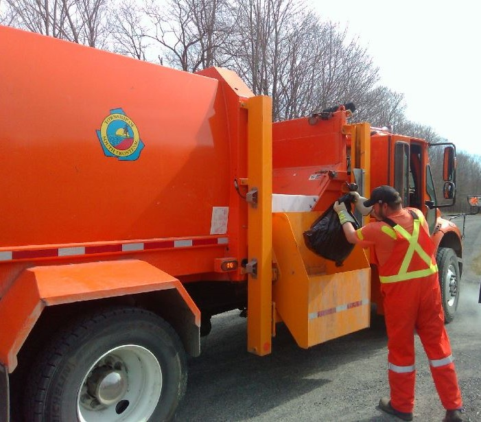 South Frontenac Waste Collection